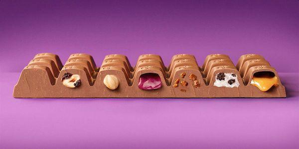 Multi-Flavor Chocolates
