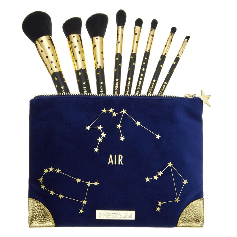 Zodiac-Inspired Makeup Brush Sets