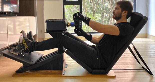 Adjustable eSports Racing Chairs