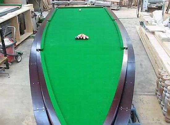 watercraft pool tables