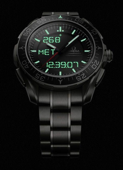Astronaut-Worthy Watches