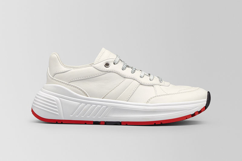 Running-Inspired Chunky Sneakers