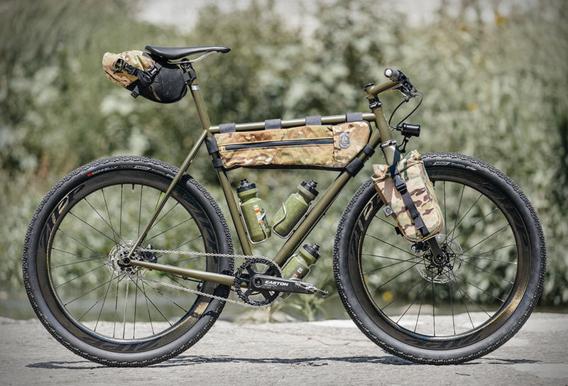 Lightweight Adventure-Focused Bikes