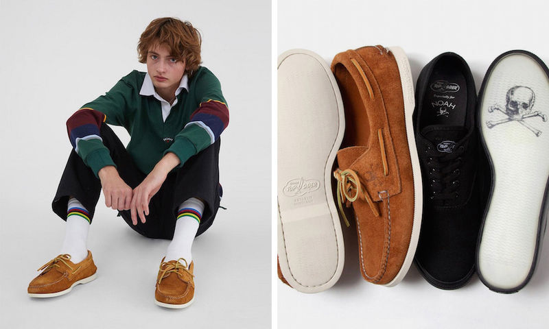 Pirate-Inspired Boat Shoes