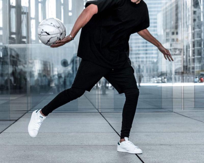 Minimalist Designer Basketballs