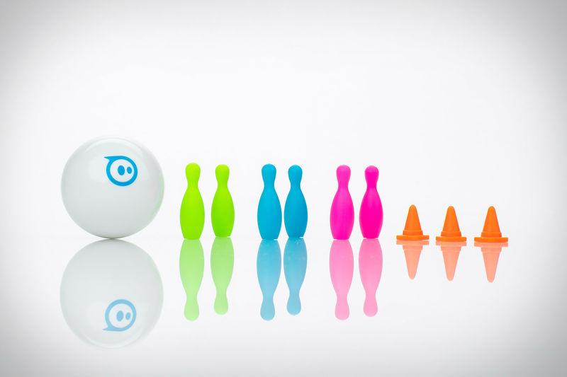 Miniature Robotic Ball Toys