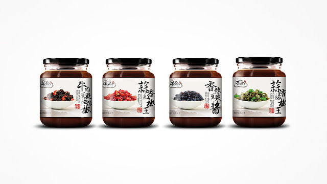 Narrative Condiment Packaging