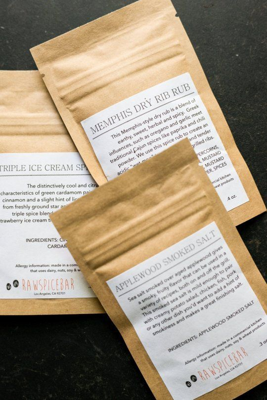 Recipe-Based Spice Subscriptions