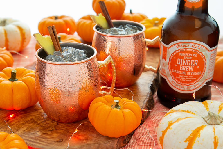 Non-Alcoholic Pie-Flavored Beverages