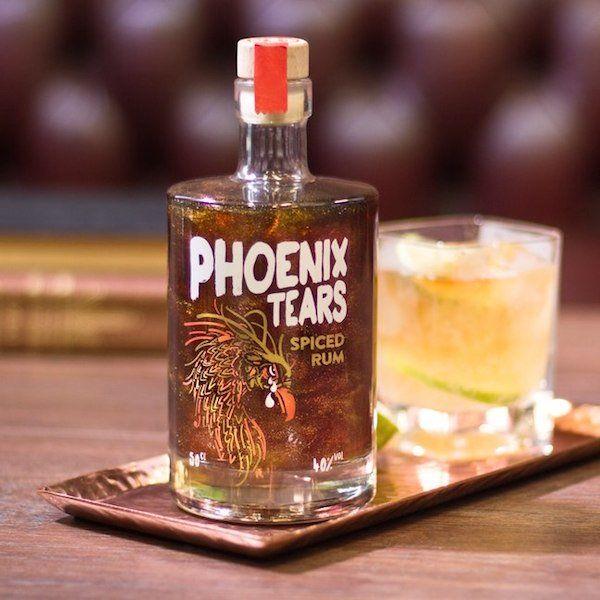 Shimmering Avian Folklore Rums