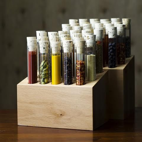Handcrafted Seasoning Holders
