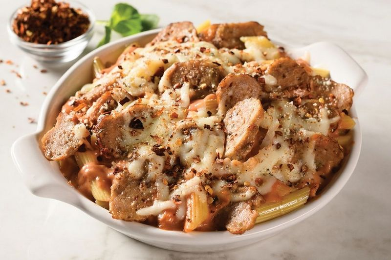 Spicy Baked Pasta Dishes