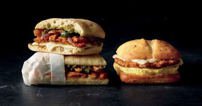 Spicy Coffee Shop Sandwiches