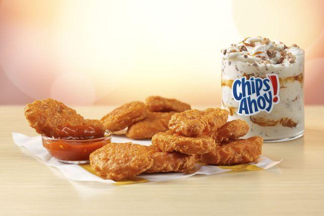 Crisped Spicy Chicken Bites