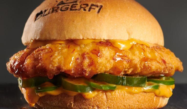 Ultra-Spicy Chicken Sandwiches