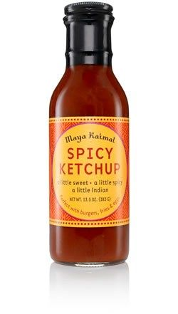 Exotically Piquant Ketchup