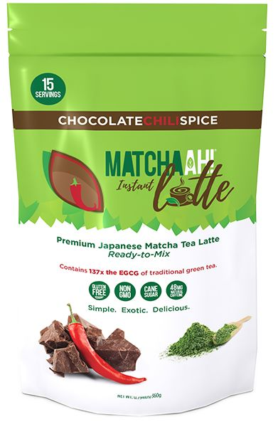 Piquant Matcha Powders