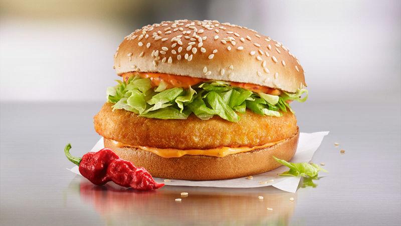 Spicy Chicken Sandwich Series