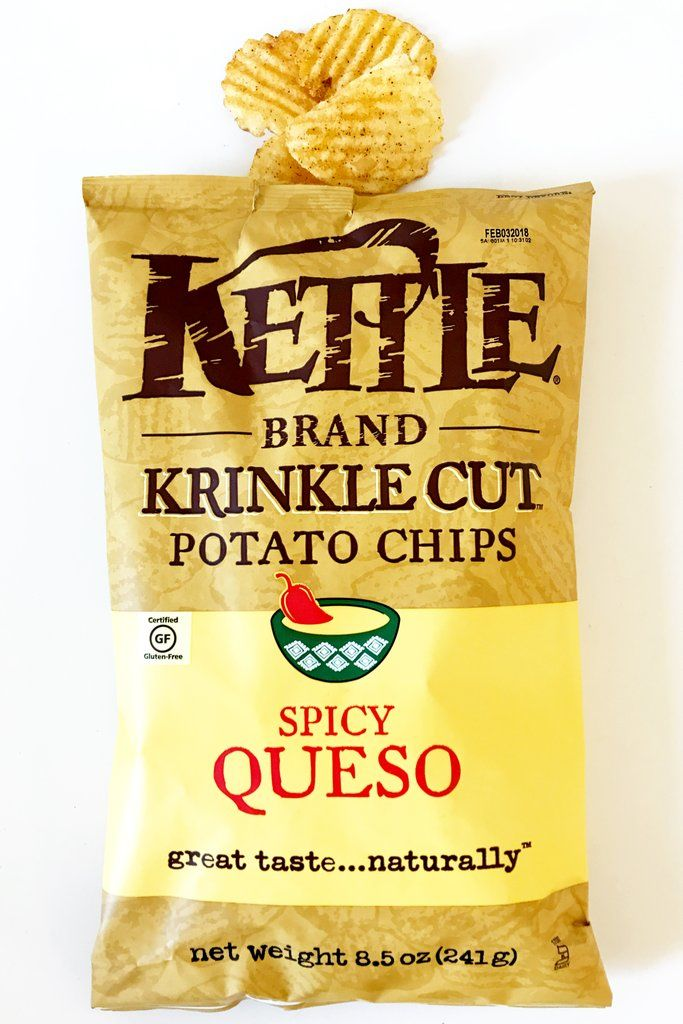 Spicy Queso Chips