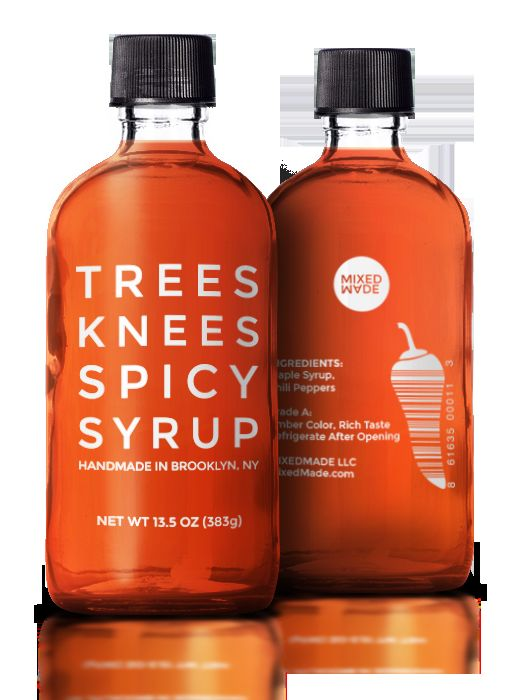 Chile-Infused Maple Syrups