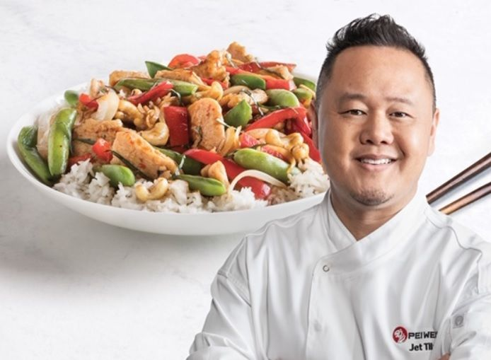 Chef-Crafted Thai Dishes