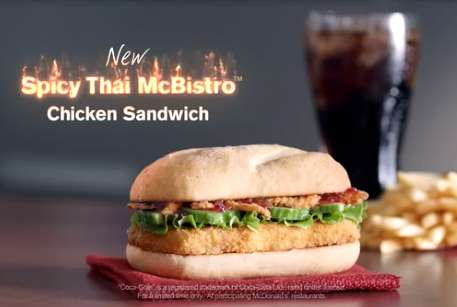 Heat-Sparking Sandwich Ads