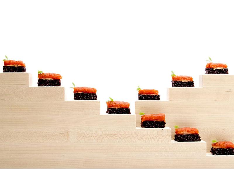 Architectural Sushi Bites