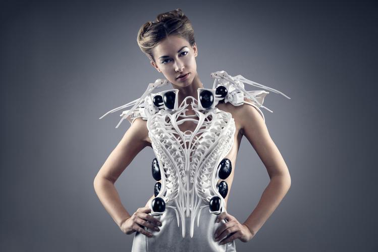 Robotic Spider Dresses (UPDATE)