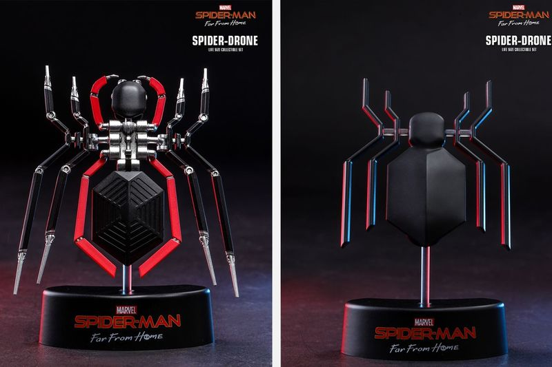 Superhero-Themed Toy Drones