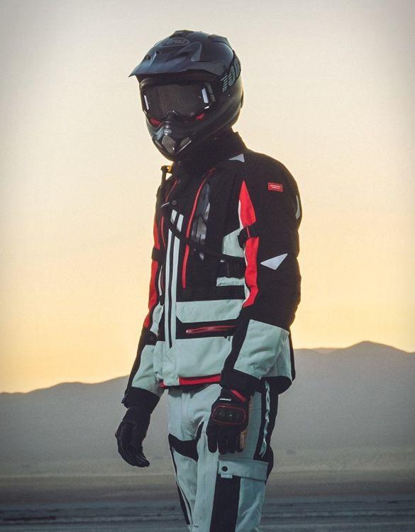 Exterior Motorcycle Jacket Protectors
