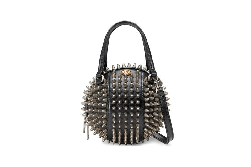 80s-Inspired Luxe Sphere Bags