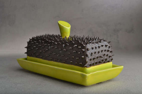 Prickly Porcelain Kitchenware
