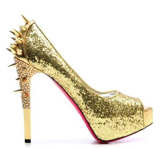Spiked Glamazon Pumps