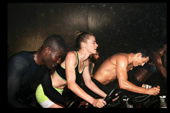 Gamified Spin Classes