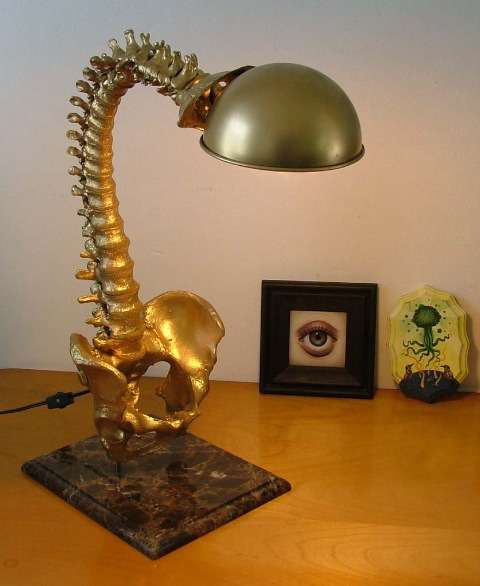 Spine Lamps