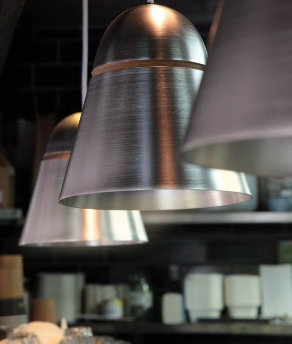 Notched Minimalist Lighting
