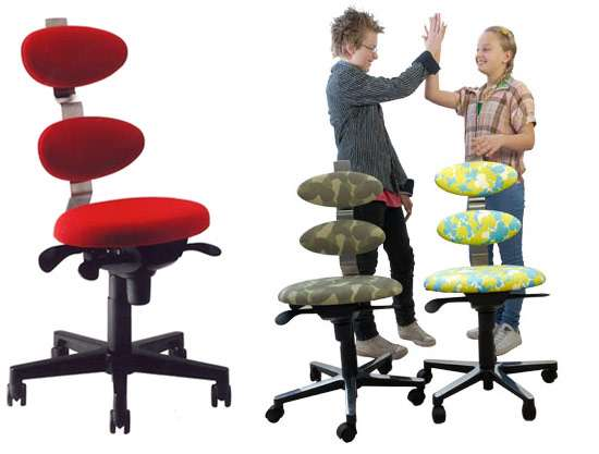 extremely supportive seaters spinell back supporting chair