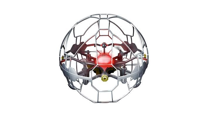Gesture Controlled Air Toys Spinmaster Supernova
