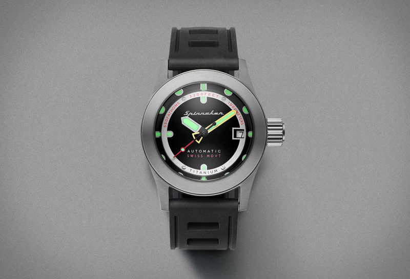 Celebratory 60s-Inspired Diver Watches