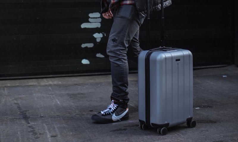 Lightweight Minimalist Suitcases
