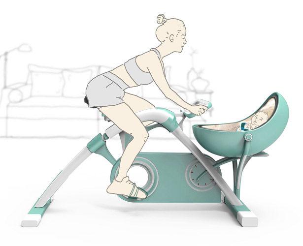 New Mom Exercise Equipment