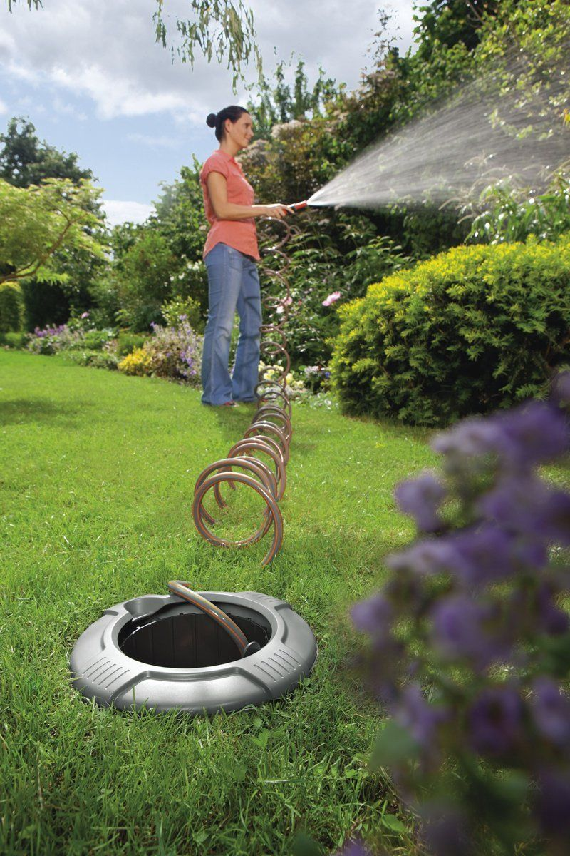 In Ground Garden Hoses Spiral Hose