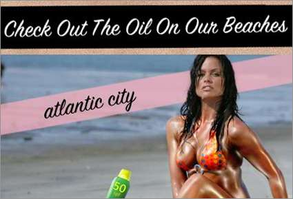 Oily Airline Ads