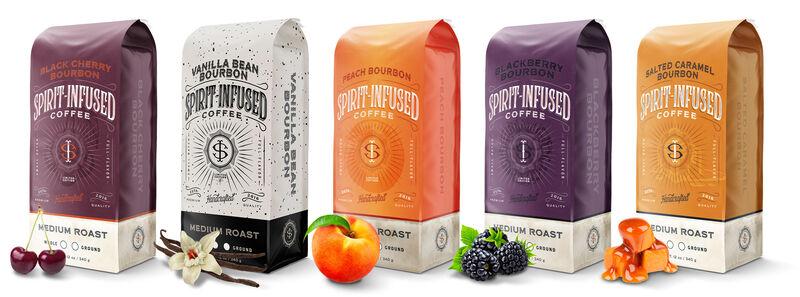 Flavored Spirit-Infused Coffee