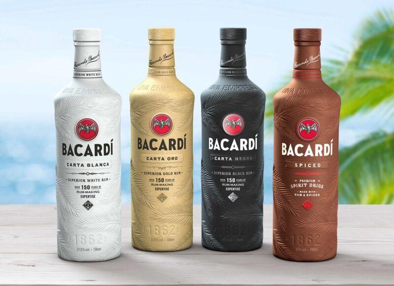 Biodegradable Spirits Bottles