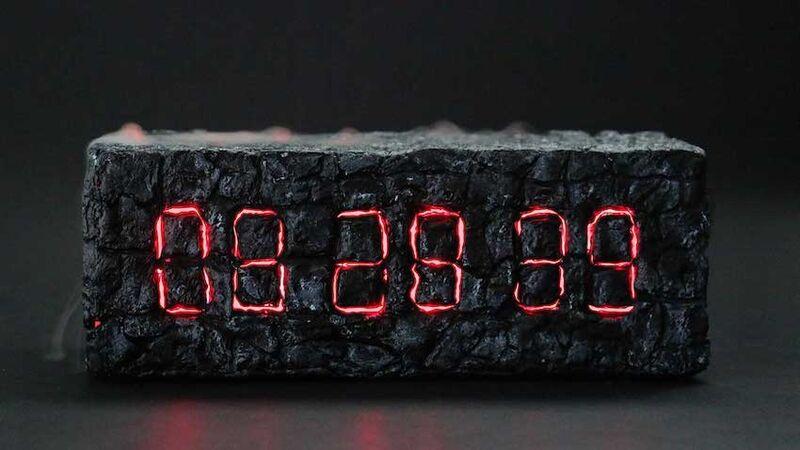 Aroma-Diffusing Alarm Clocks
