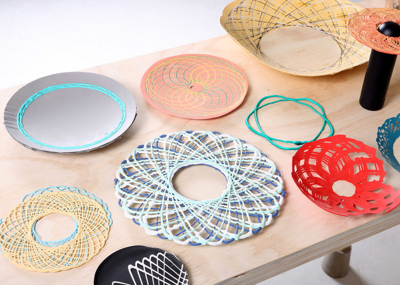 Spirograph Home Accessories
