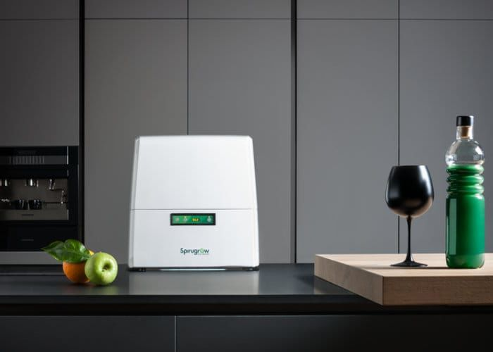 Automated Supplement-Growing Appliances