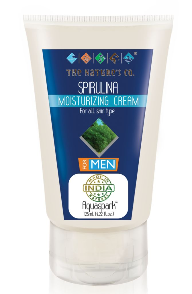 Men's Spirulina Skincare