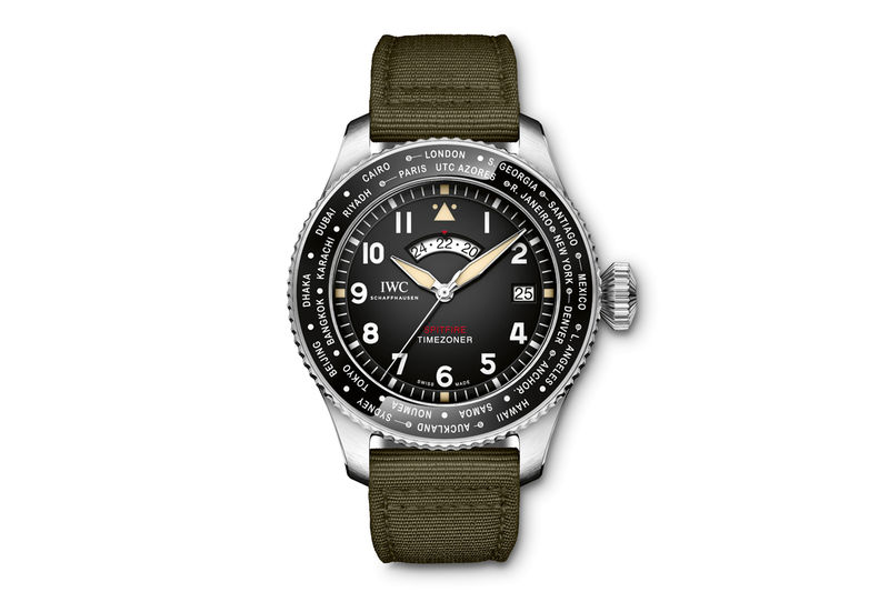 Millitary Aviation-Themed Watches